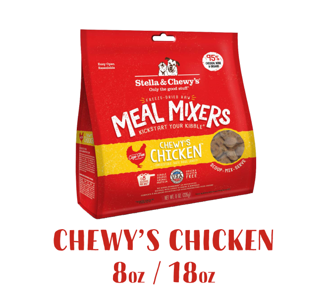 Chewy's Chicken