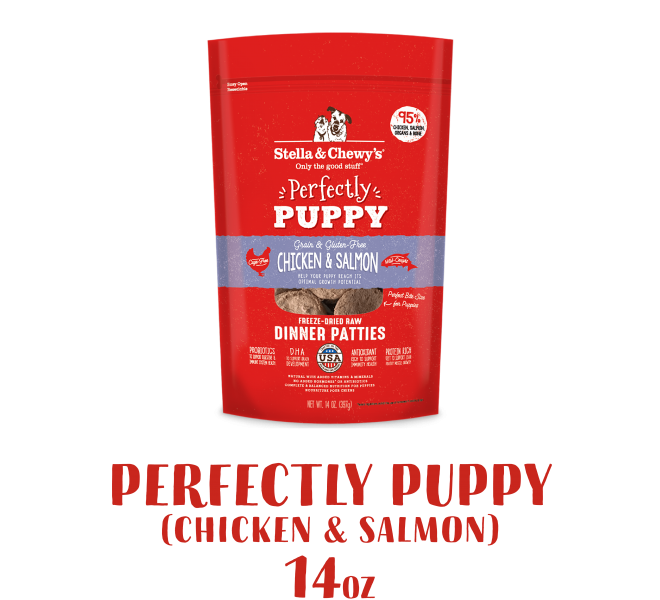 DP_Perfectly Puppy Chicken & Salmon